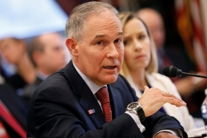 EPA chief Pruitt's ethics issues have raised concerns: White House