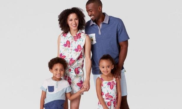 f40a0162815 Family   Relationships  Target Has Matching Family Outfits and We ...