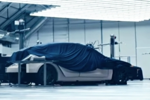 Tesla Teases A Mystery Car In New Video