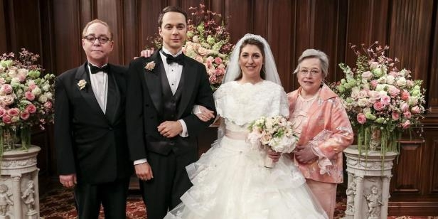 Sheldon And Amy Wedding.Entertainment Big Bang Theory S11 Airs Sheldon And Amy S Wedding