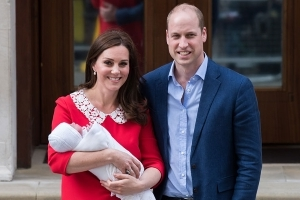 There's another Louis in Prince William and Kate Middleton's family