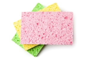 This Is Really How Often You Should Replace Your Kitchen Sponge