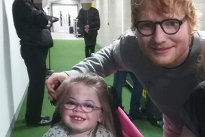 'It's truly tragic' - Tributes paid to girl (11) who died days after meeting idol Ed Sheeran