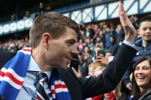 Rangers job too good to turn down for Gerrard