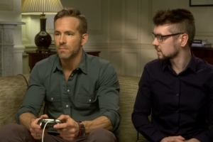 'Deadpool 2' Star Ryan Reynolds Try His Hand At 'Deadpool' The Video Game