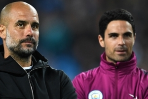Guardiola won't stop Arteta from taking Arsenal job