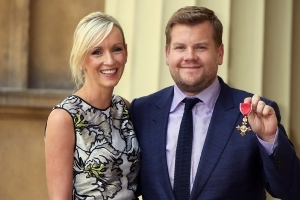 James Corden to attend Prince Harry and Meghan Markle's royal wedding