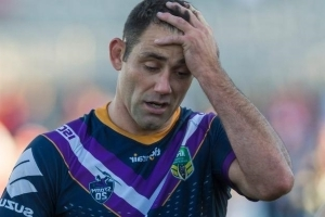 Comment: Why Storm captain Cameron Smith isn't a grub ... but so what if he is?