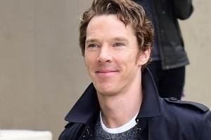 Cumberbatch wants equal pay for female co-stars