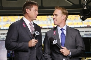 Joe Buck, Troy Aikman to call Fox's Thursday-night package in addition to Sunday duties