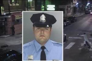 Man gets extended sentence for ambush shooting of Philadelphia officer