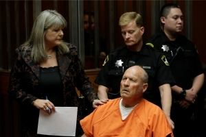 Media seek documents in California serial killer case