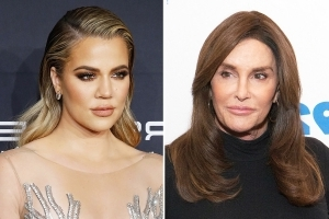 Caitlyn Jenner Ices Khloe Kardashian in Mother's Day Post