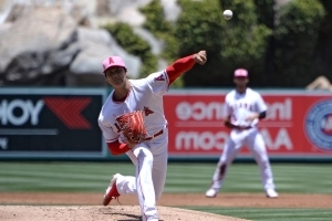 Could Ohtani hit AND pitch in same game?