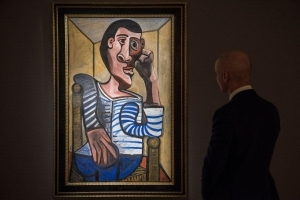 Pablo Picasso painting worth $70 million damaged before auction