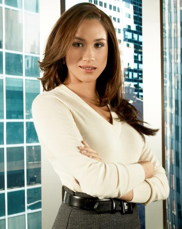 Slide 5 of 21: Markle began playing paralegal Rachel Zane on Suits in June 2011. The role has since become her most memorable to-date.