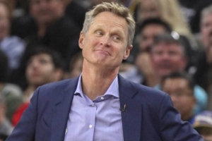 Steve Kerr not too impressed by LeBron James' memory
