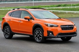 Subaru Plugging-In Crosstrek Using Toyota Hybrid Tech