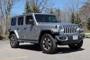 SUV Review: 2018 Jeep Wrangler Unlimited