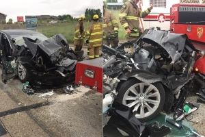 Another Autopilot Crash Highlights the Limitations of Driver-Assist Systems
