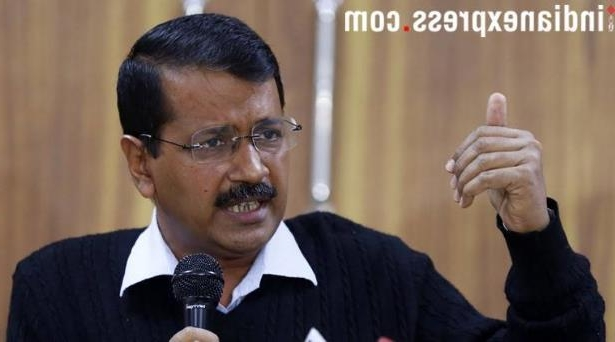 Arvind Kejriwal wearing a suit and tie: Delhi Chief Secretary assault case: Delhi Chief Minister Arvind Kejriwal along with his former advisor V K Jain and Deputy Chief Minister Manish Sisodia were also present there. (Express file photo)