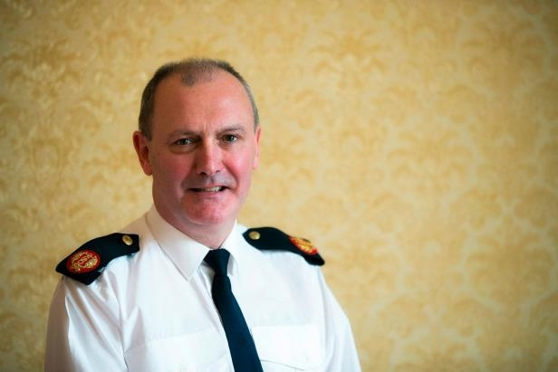 Assistant Garda Commissioner Michael O'Sullivan. Picture: Mark Condren
