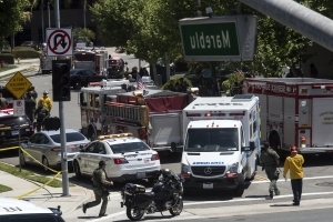 Blast at California building that killed 1 may have been intentional