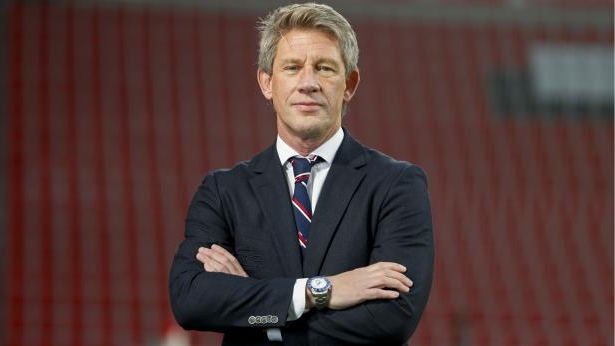 brands - CROPPED: Everton director of football Marcel Brands.