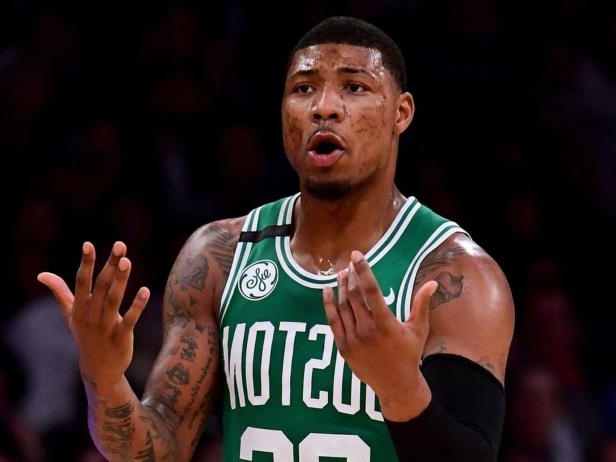 Celtics' Brown lauds Smart: 'He was born with his hands dirty'