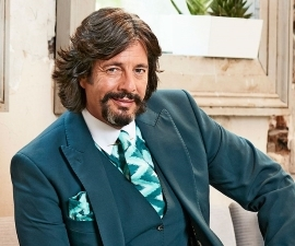 House Rules judge Laurence Llewelyn-Bowen opens up about his show, potential TV WEEK Logie Award nomination, and his home life with his wife of 29 years, Jackie.