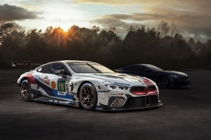 We'll Finally See the Production BMW 8 Series at Le Mans