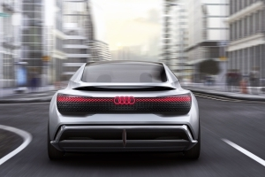 Audi aims at 800,000 Electrics in 2025