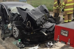 Cause of Tesla Autopilot Crash Into Fire Truck Cause Determined: Report