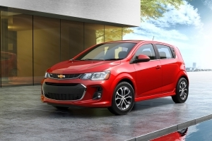 Chevrolet Sonic Becomes the Latest Car to Get Axed