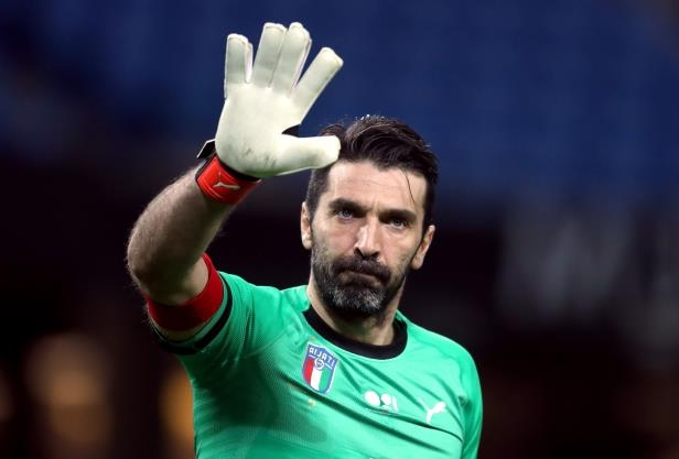 Gianluigi Buffon may continue his playing career abroad following 17 years with Juventus (Martin Rickett/PA)