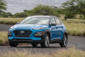 Hyundai Reportedly Developing a Sport-Tuned Kona N SUV