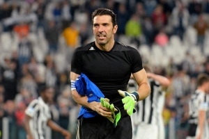 Italy's Buffon to play last game for Juventus on Saturday