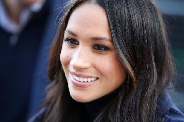 Meghan Markle attends the Terrance Higgins Trust World AIDS Day charity fair at Nottingham.