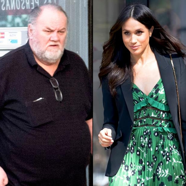 Meghan Markle Was 'Hysterical' Over Dad's Photo Scandal, But 'Devastated' He Can't Attend Royal Wedding