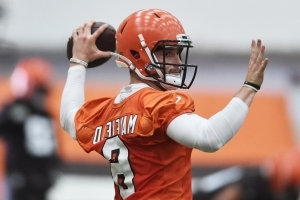 Report: Baker Mayfield, Browns headed for HBO's 'Hard Knocks'