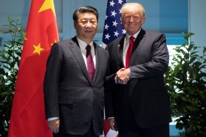 Trump doubts China trade negotiations will succeed