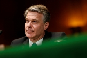 U.S. has more than 2,000 probes into potential or suspected terrorists: FBI Director