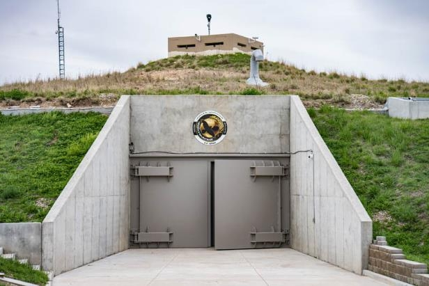 Workers built the original facility in the 1960s to store and launch Cold War-era weapons. Most missile silos in the United States have been abandoned, Hall said. He bought this one in 2008 for $300,000 and spent six years developing it.