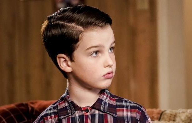 Young Sheldon.
