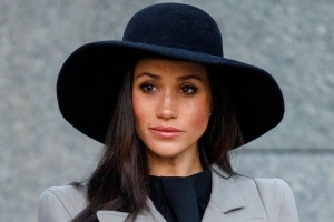 Meghan 'will walk alone' down first half of aisle
