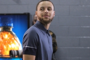Report: Stephen Curry working to host PGA Tour event