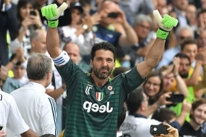 By the numbers: Buffon ends record-smashing Juventus tenure on top