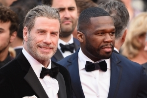 Rapper 50 Cent blames ban on streaming for lack of celebs at Cannes