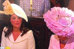 Royal wedding 2018: Kate Middleton goes viral with side-eye at mother-in-law Camilla