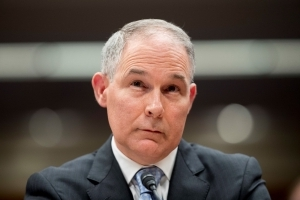 Senators press Pruitt for details on new legal defense fund
